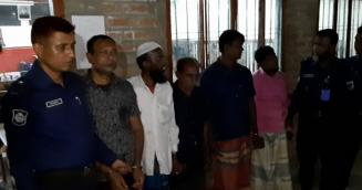চুয়াডাঙ্গার জিয়া হত্যা মামলায় ৫ জনের যাবজ্জীবন