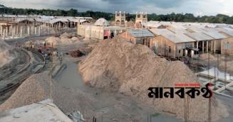 গ্রামীণ জনপদে পাশ্চাত্যের স্থাপত্য শৈলীতে আধুনিক শহর
