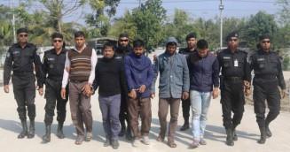 খুলনায় নিষিদ্ধ 'আল্লাহর দল' এর ৫ সদস্য গ্রেফতার