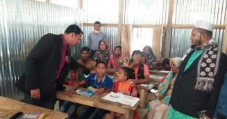 জ্ঞানের আলো ছড়াচ্ছে 'অনির্বান প্রতিবন্ধী স্কুল'