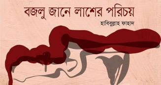 বইমেলায় গল্পের বই 'বজলু জানে লাশের পরিচয়'