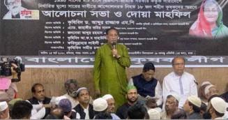 আ'লীগ সরকার থাকতে কৃষকের দুঃখ নেই : আব্দুর রহমান