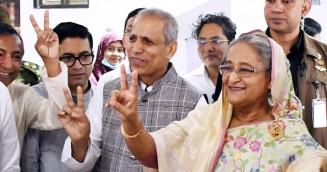 ঢাকা-১০ আসনে আ.লীগ প্রার্থী শফিউল বিজয়ী