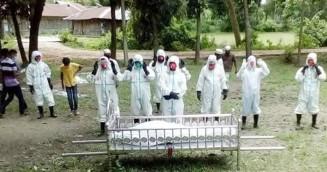 করোনায় আরও ৫৪ জনের মৃত্যু, আক্রান্ত ৩ লাখ ছাড়াল