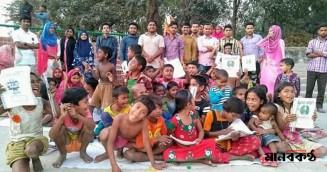 পথশিশুদের জীবন-যুদ্ধে রাবির 'স্বপ্ন-ফেরি'