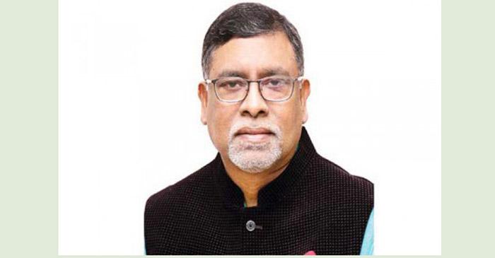 স্বাস্থ্য ও পরিবার কল্যাণ মন্ত্রী জাহিদ মালেক