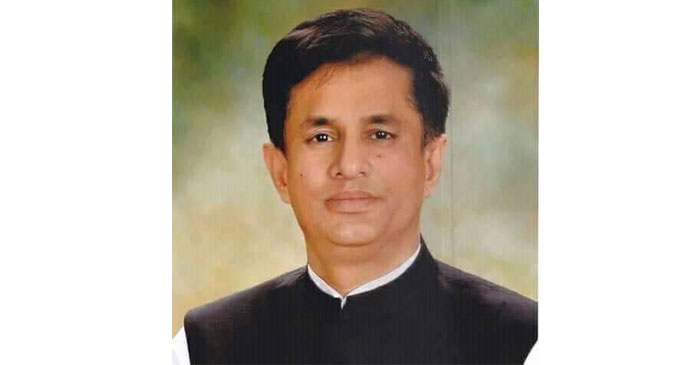 এমপি শফিকুল আজম খান।