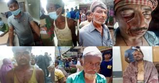 চট্টগ্রামে বালু তোলা নিয়ে সংঘর্ষ, সাতজন গুলিবিদ্ধ